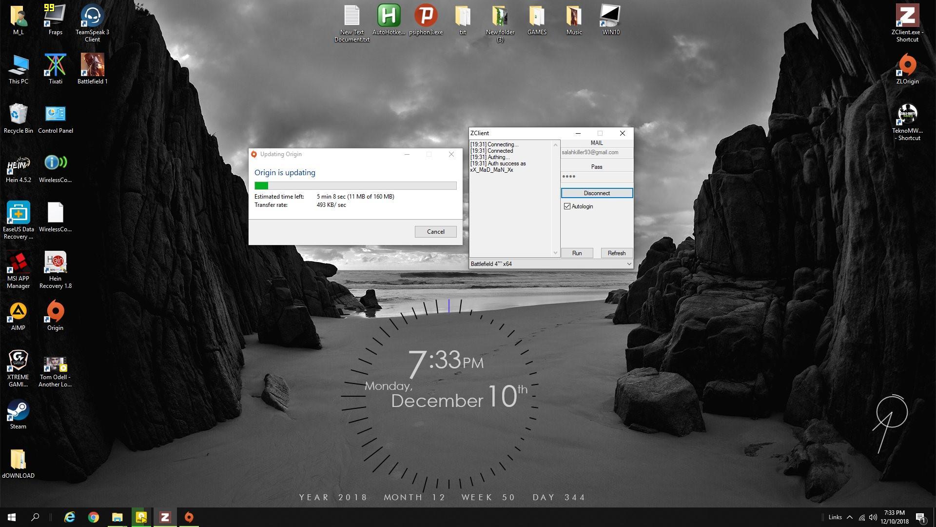 Zclient Download Bf4